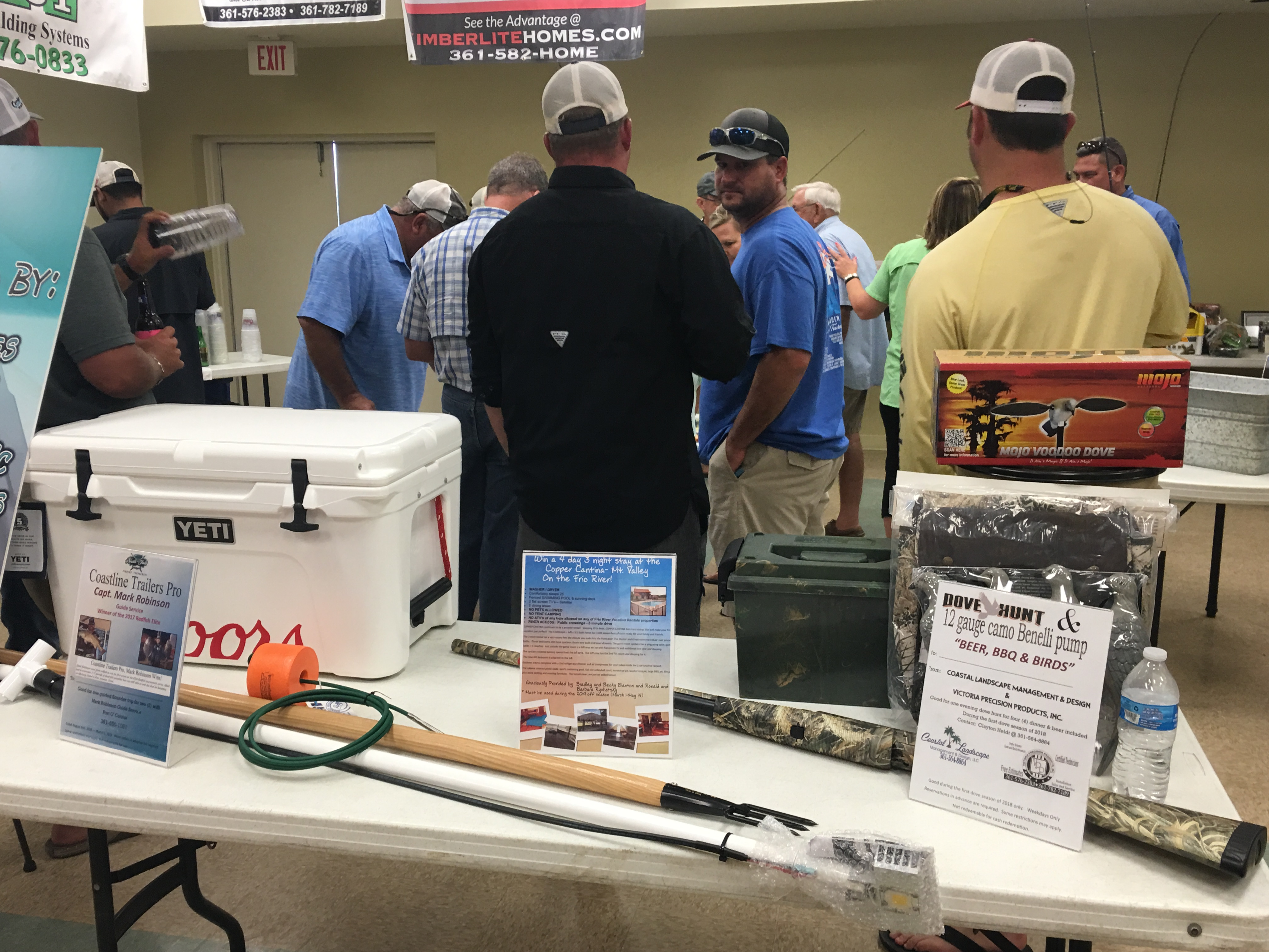Annual Nails and Tails Fishing Tournament – Crossroads Builders